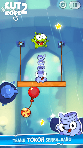 Main Cut The Rope 2 on PC 3