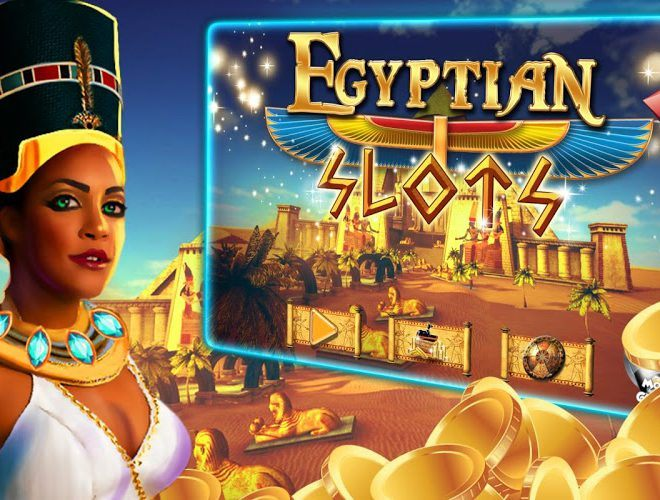 Play Egyptian Slots on PC 10