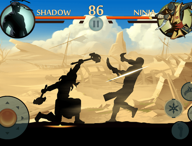 Jogue Shadow Fight 2 para PC 10