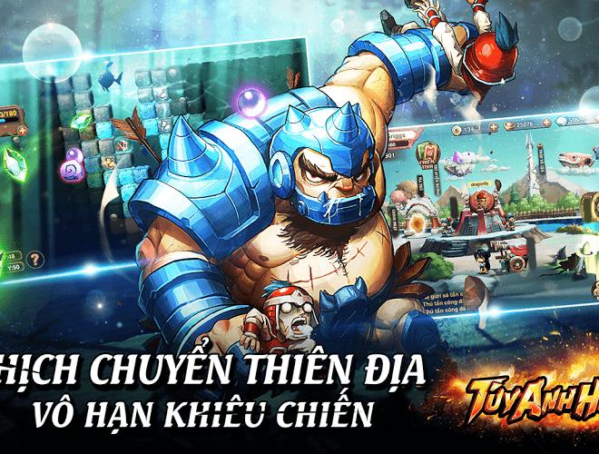 Chơi Túy Anh Hùng on PC 15