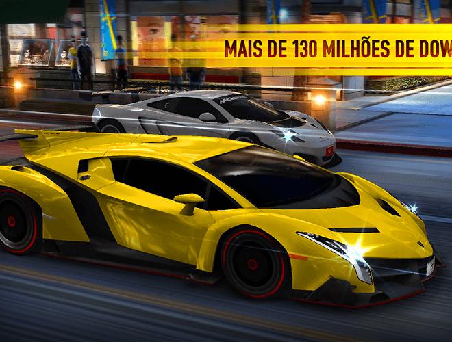 Jogue CSR Racing para PC 3