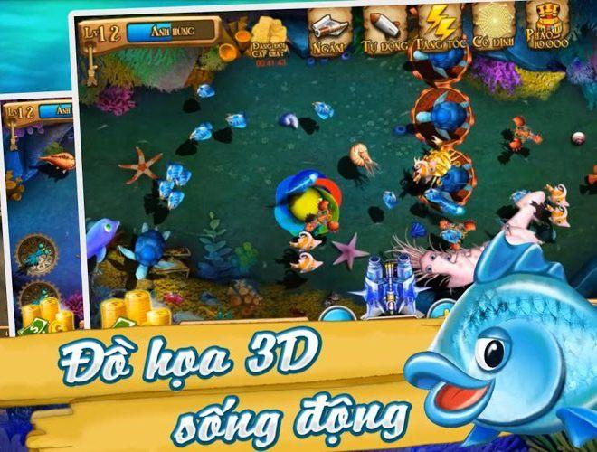 Chơi Hải Tặc Bắn Cá on PC 23