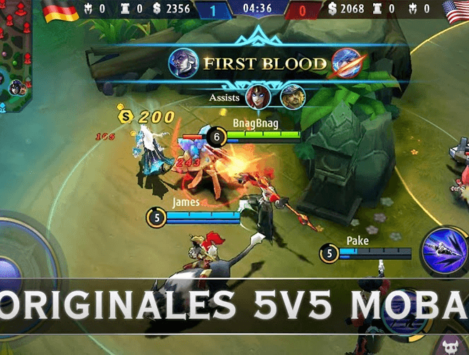 Spiele Mobile Legends: Bang bang auf PC 3