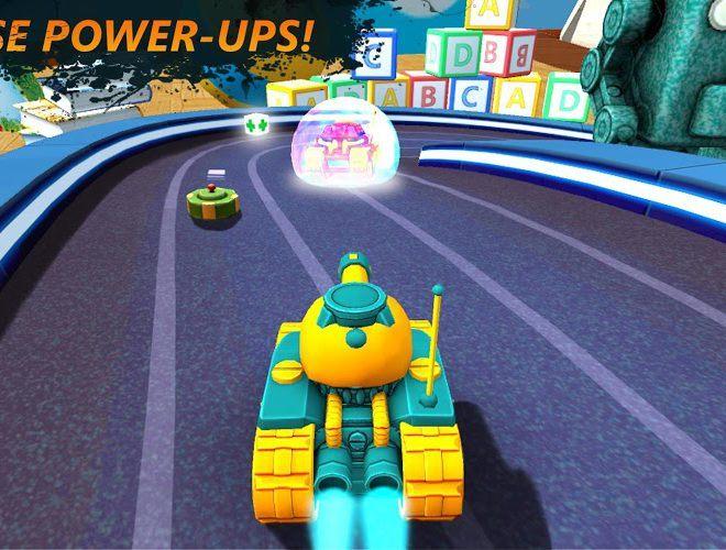 Play War Tank Racing Online 3d on PC 16