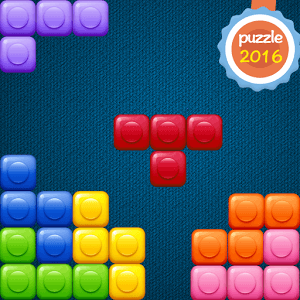 إلعب Candy Block on PC 1