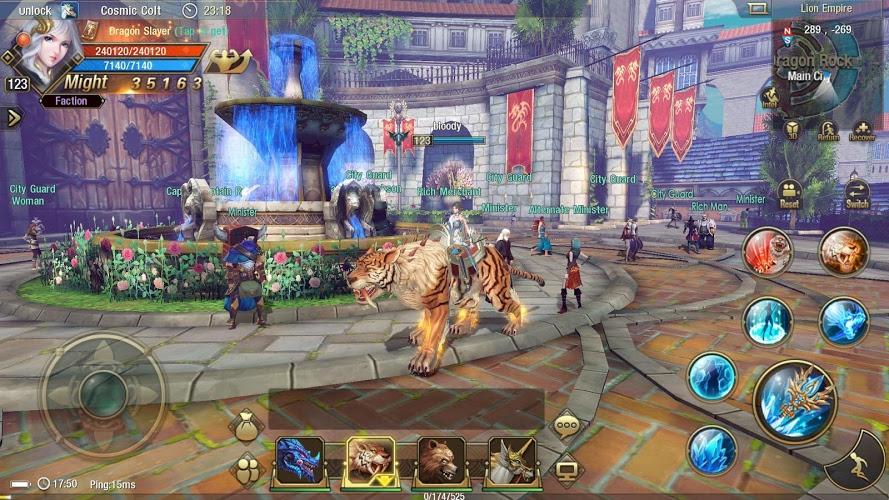 Play Taichi Panda 3: Dragon Hunter on PC 8