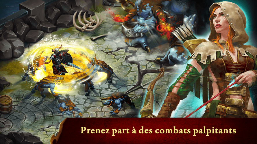 Jouez à  Guild of Heroes sur PC 17