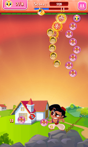 Play Bubble Adventure on PC 3