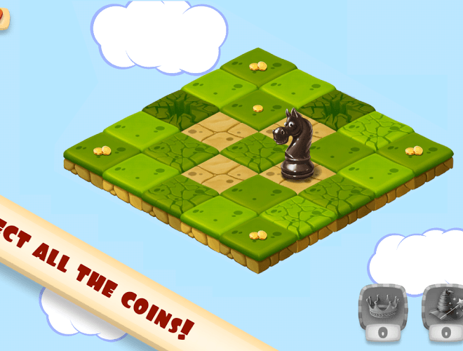 Play Knight's Tour: Chess Puzzle on PC 3