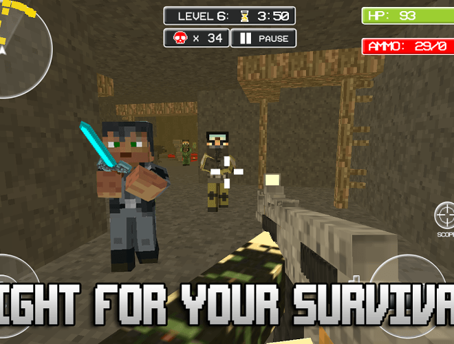 Play The Survival Hunter Games 2 on PC 13