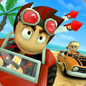 Играй Beach Buggy Racing На ПК 1