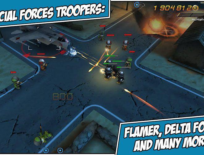 Играй Tiny Troopers 2 На ПК 9