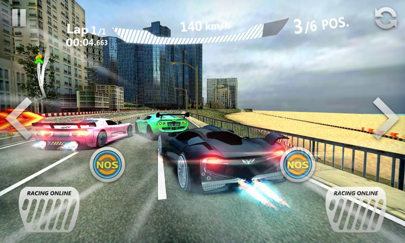 Play Sports Car Racing on PC 5