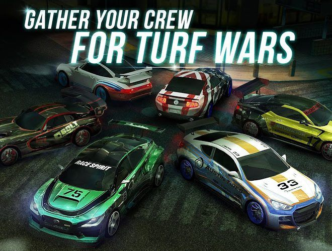 إلعب Racing Rivals on PC 12