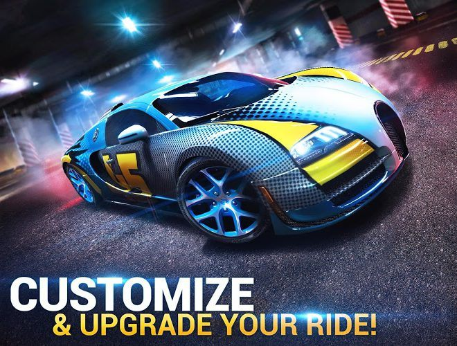 Spustit Asphalt 8: Airborne on PC 7