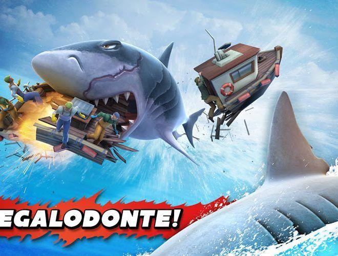 Jogue Hungry Shark Evolution para PC 3