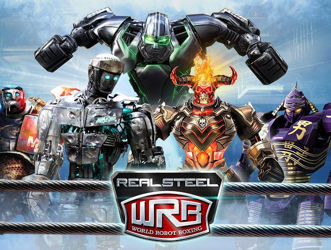 Играй Real Steel World Robot Boxing on pc 8