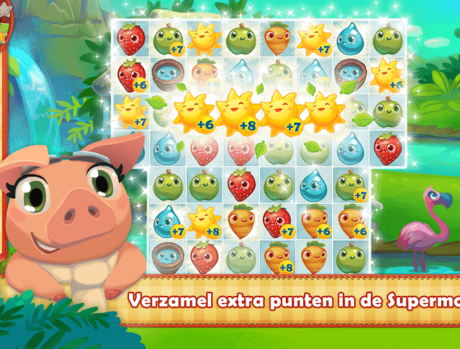 Speel Farm Heroes for pc 9