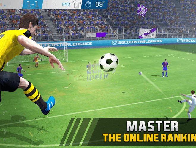 Play Soccer Star 2017 Top Leagues on PC 10