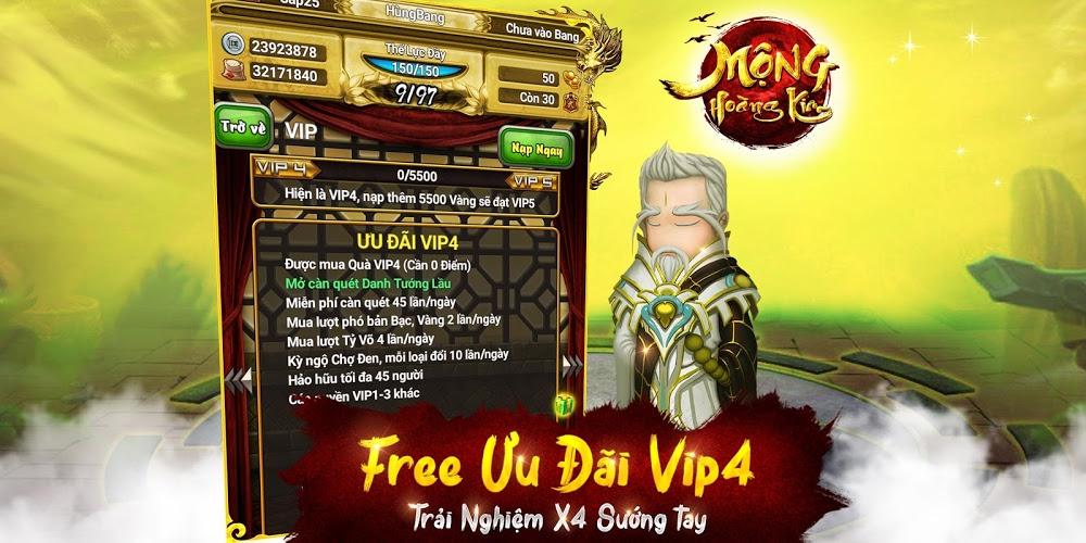 Chơi Mộng Hoàng Kim on PC 19