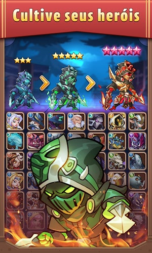 Jogue Idle Heroes para PC 21