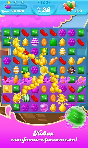 Играй Candy Crush Soda Saga on pc 4