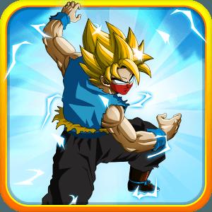 Chơi Goku Saiyan Battle on PC 1
