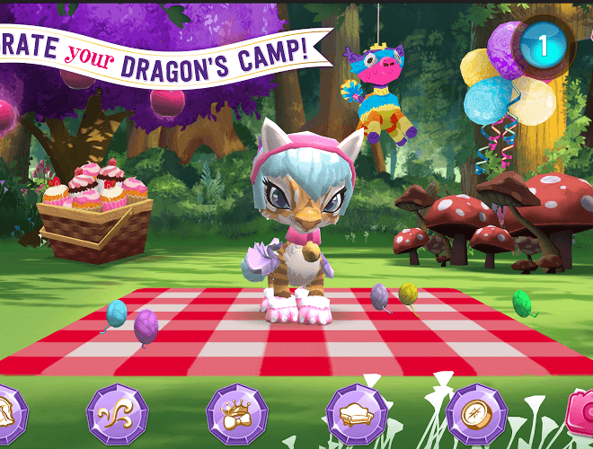 Play Ever After High™: Baby Dragons on pc 25