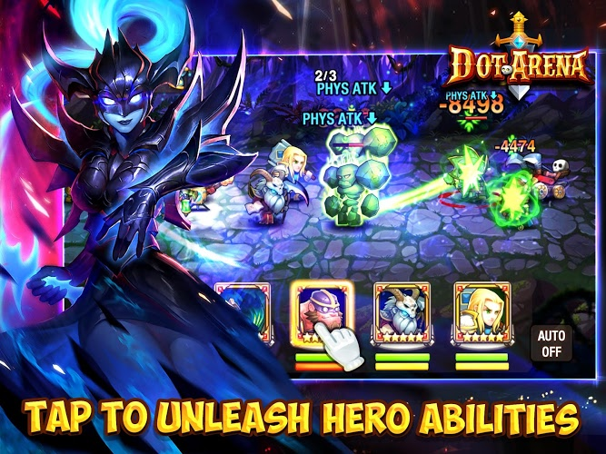 Download Dot Arena on PC with BlueStacks