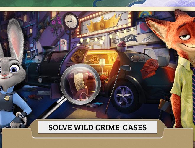 Play Zootopia Crime Files on PC 8