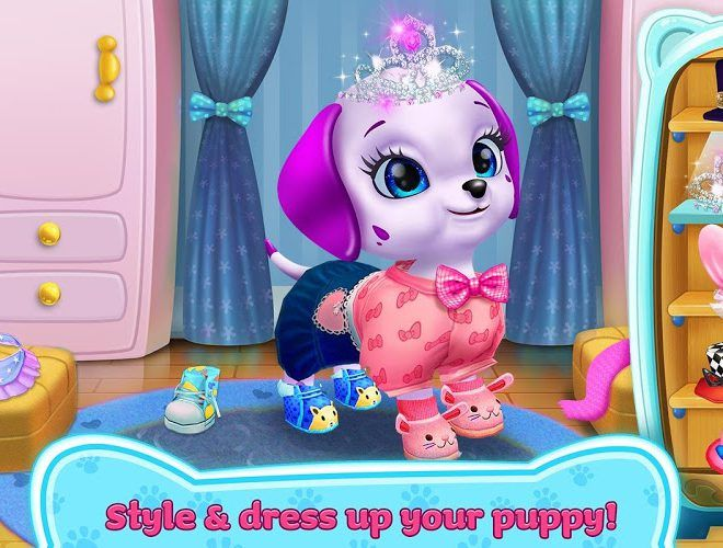 Play Puppy Love My Dream Pet on pc 15