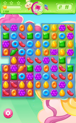 เล่น Candy Crush Jelly Saga on PC 20