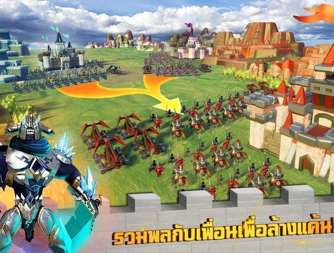 เล่น Lords Mobile on PC 5