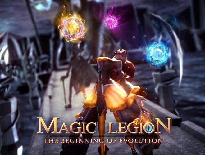 Играй Magic Legion — Age of Heroes На ПК 8