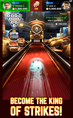 Play Bowling King on PC 5