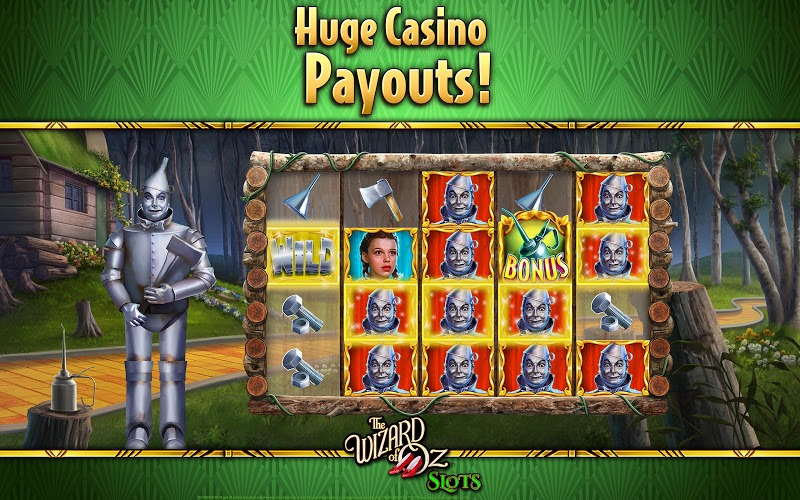 Play Wizard of Oz Free Slots Casino on PC 9