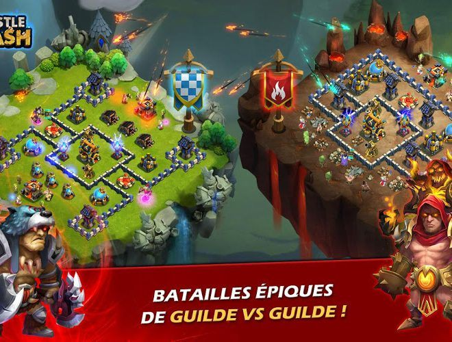 Jouez à  Castle Clash sur PC 10