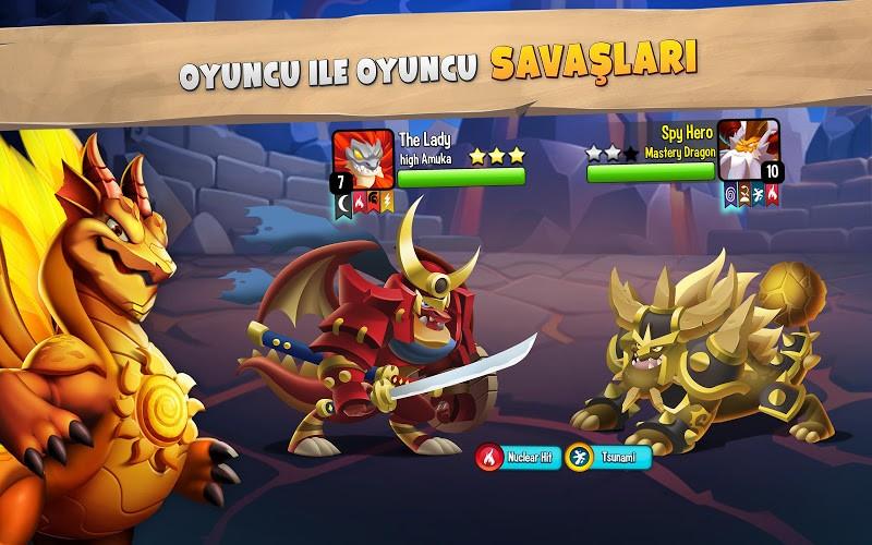 Dragon City İndirin ve PC'de Oynayın 8