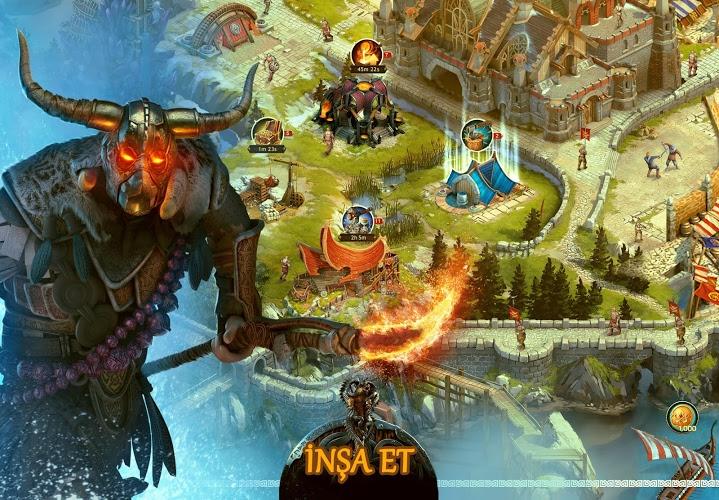 Vikings War of Clans   İndirin ve PC'de Oynayın 9