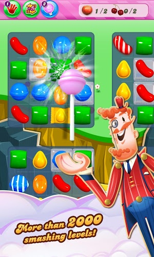 Main Candy Crush on PC 5