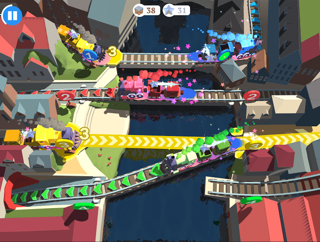 Play Train Conductor World on PC 12