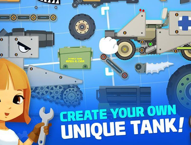 Play Super Tank Rumble on PC 3