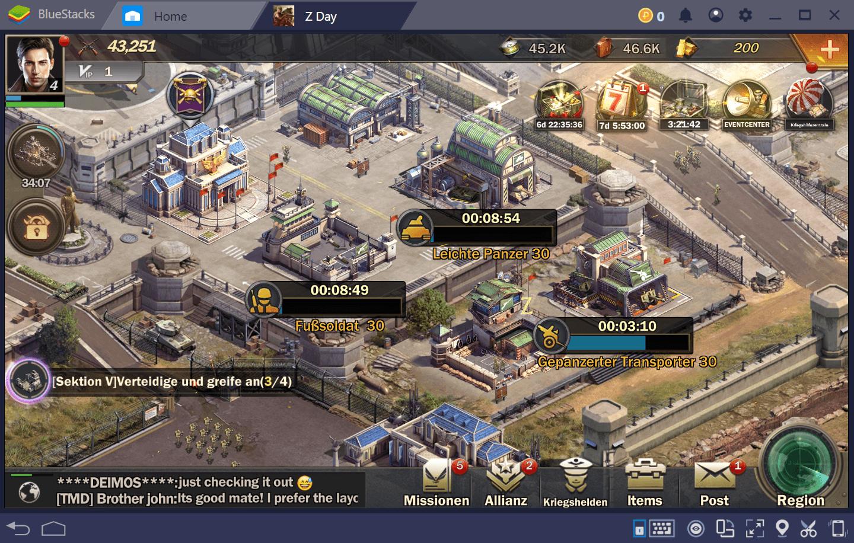 Z Day: Hearts of Heroes – Schnelleres Leveln und mehr Power