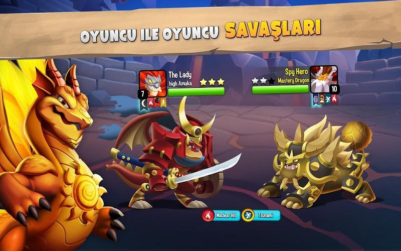 Dragon City İndirin ve PC'de Oynayın 14