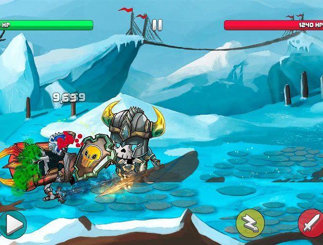 Играй Tiny Gladiators На ПК 25