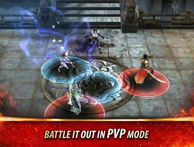 Играй Dynasty Warriors Unleashed На ПК 3