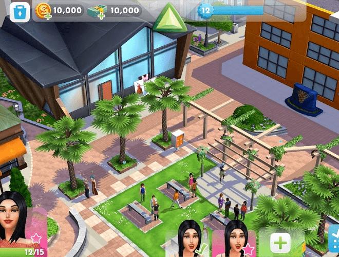 Spiele Die Sims™ Mobile auf PC 20