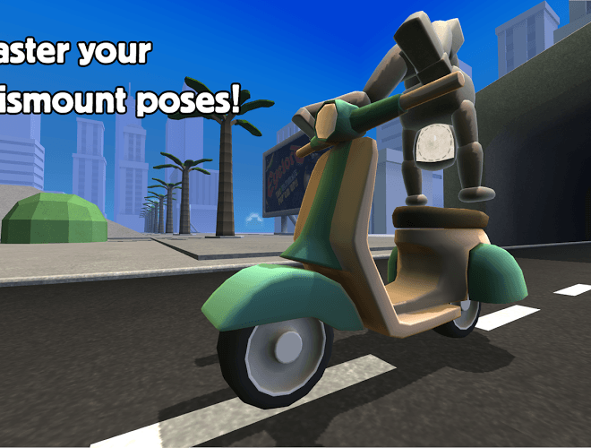 Play Turbo Dismount on PC 2