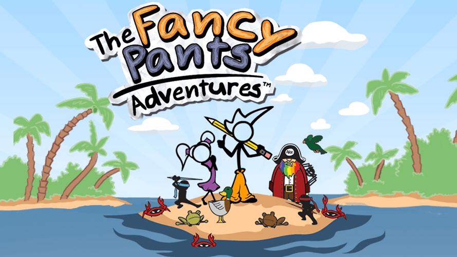 Играй Fancy Pants Adventures На ПК 8