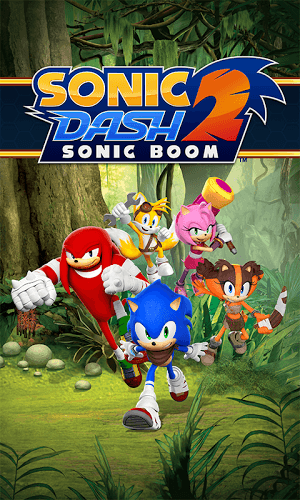 Play Sonic Dash 2: Sonic Boom on PC 2